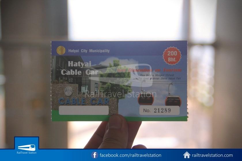 Hat Yai Cable Car Great Brahman Phra Buddha Mongkol Maharaj 014