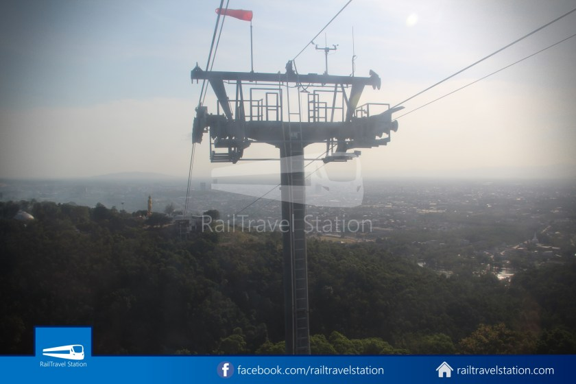 Hat Yai Cable Car Great Brahman Phra Buddha Mongkol Maharaj 027