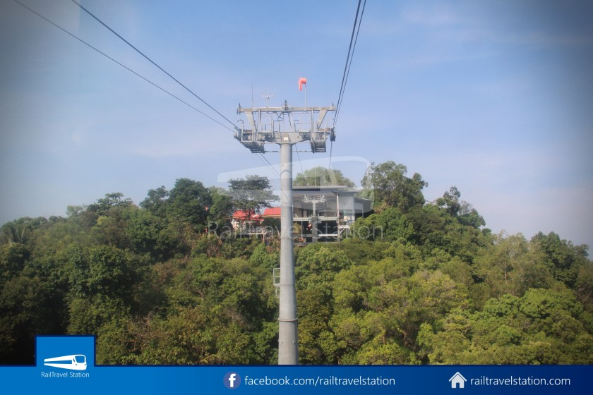 Hat Yai Cable Car Phra Buddha Mongkol Maharaj Great Brahman 035