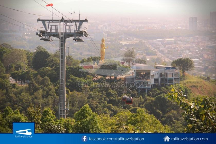 Hat Yai Cable Car Phra Buddha Mongkol Maharaj Great Brahman 052
