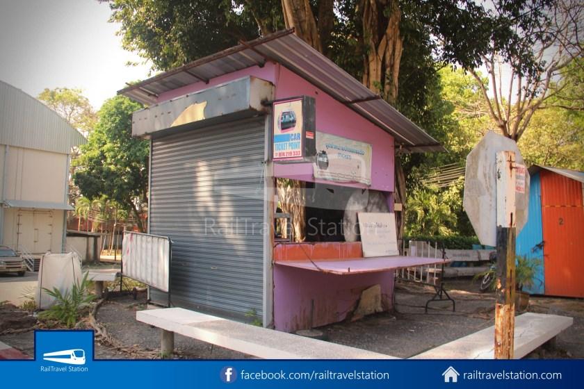 Hat Yai City Municipality Park Shuttle Songthaew Wonders Land Cable Car 008