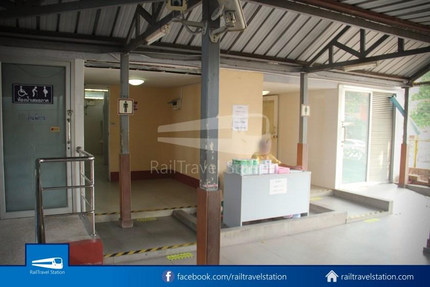 Hat Yai Railway Station Shower Room 009