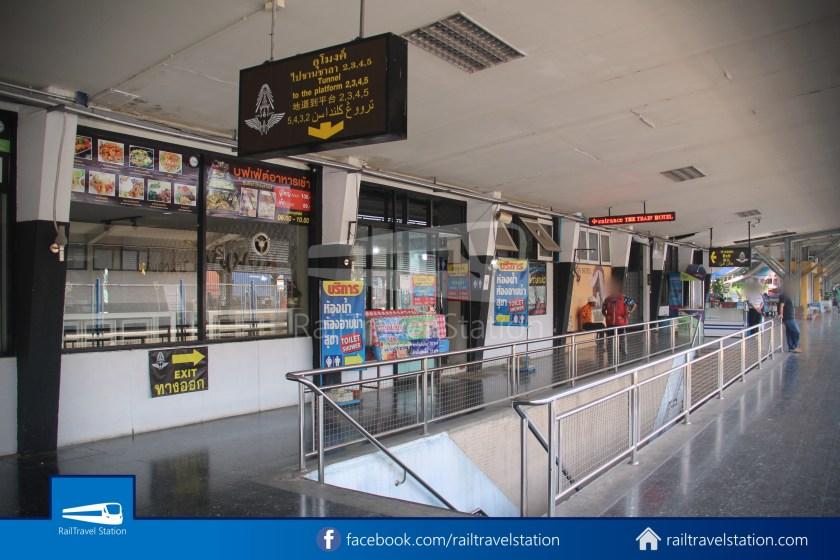 Hat Yai Railway Station Shower Room 013