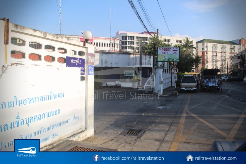 Hat Yai Songthaew Blue 8438 Bus Terminal Kim Yong 002