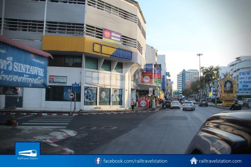 Hat Yai Songthaew Dark Green 1871 Hat Yai Park Kim Yong Market 012