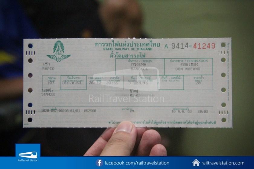Rapid 107 Hua Lamphong Don Mueang 011
