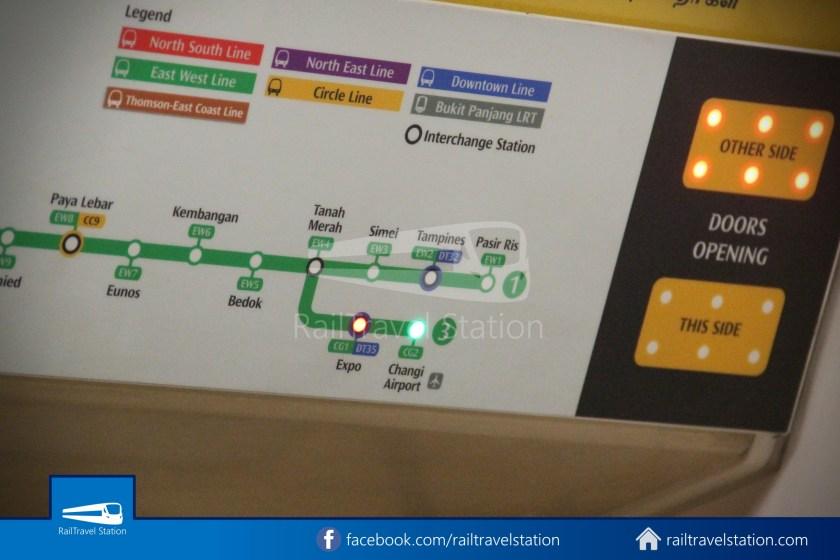 SMRT CAE TNM CGA Last Train 007
