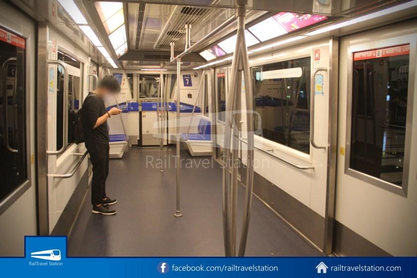 SMRT CAE TNM CGA Last Train 022