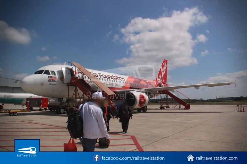 AirAsia AK5416 JHB KCH 022