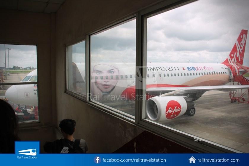 AirAsia AK5417 KCH JHB 033
