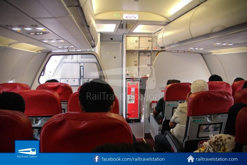 AirAsia AK5417 KCH JHB 041