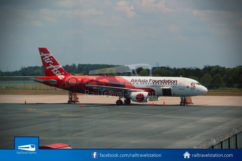 AirAsia AK5417 KCH JHB 052