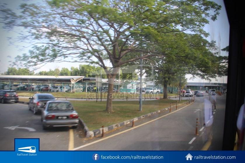 Causeway Link AA1 JB Sentral Senai Airport 9am 026