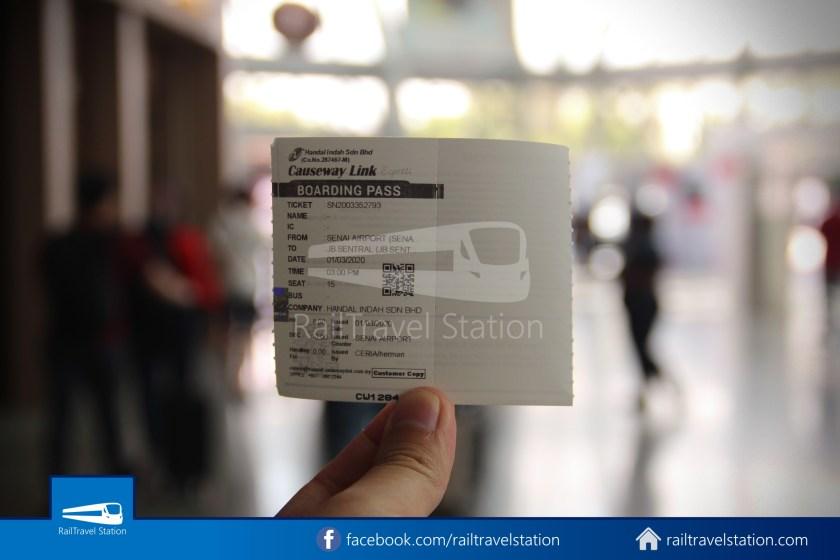 Causeway Link AA1 Senai Airport JB Sentral 3pm 003