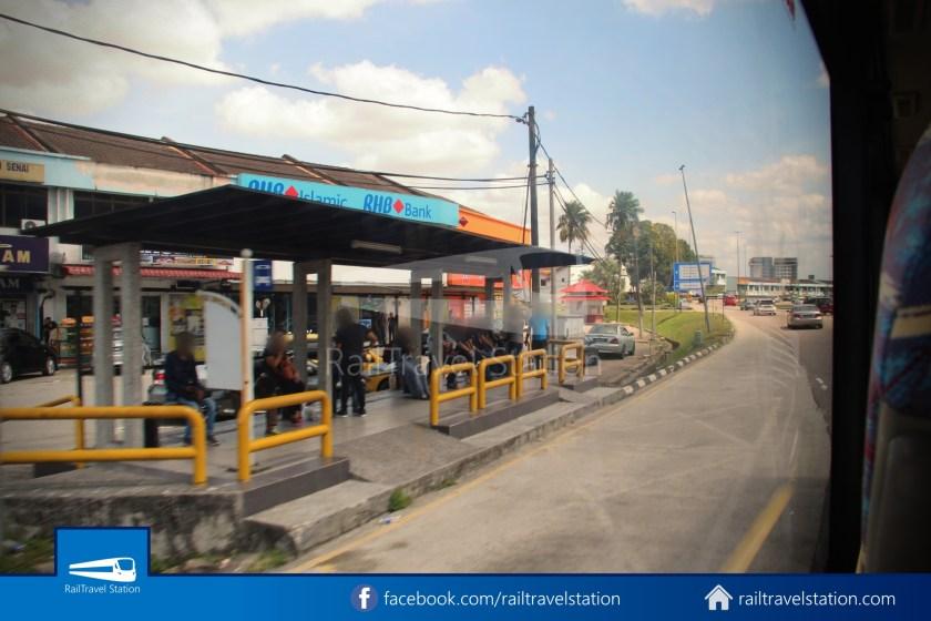 Causeway Link AA1 Senai Airport JB Sentral 3pm 015