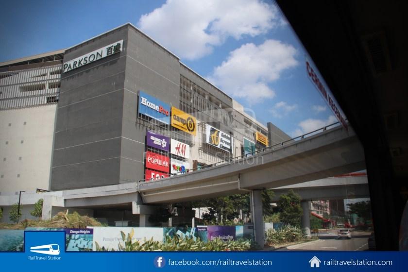 Causeway Link AA1 Senai Airport JB Sentral 3pm 020