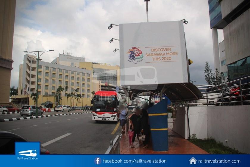 H2 Sarawak Hydrogen Bus Downtown Heritage Loop 001