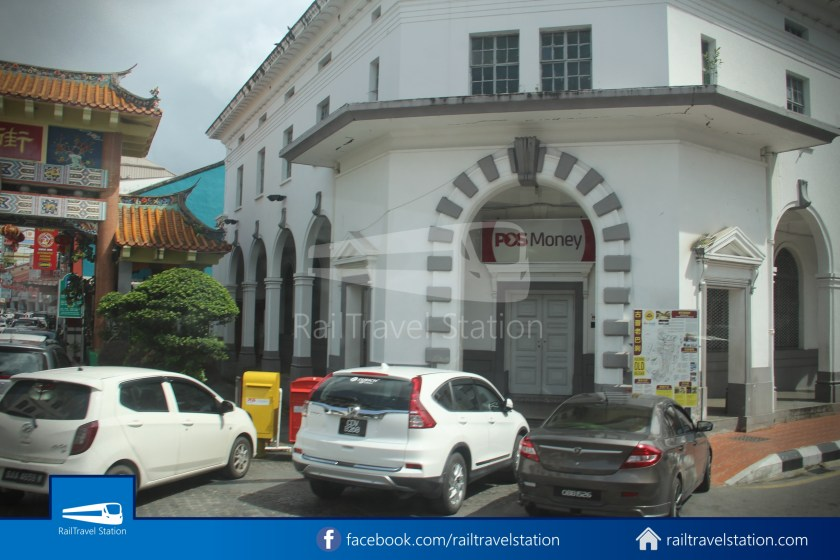 H2 Sarawak Hydrogen Bus Downtown Heritage Loop 014