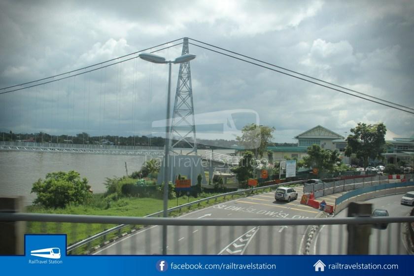 H2 Sarawak Hydrogen Bus Downtown Heritage Loop 023