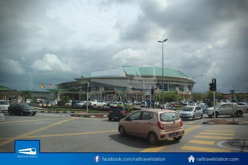 H2 Sarawak Hydrogen Bus Downtown Heritage Loop 027