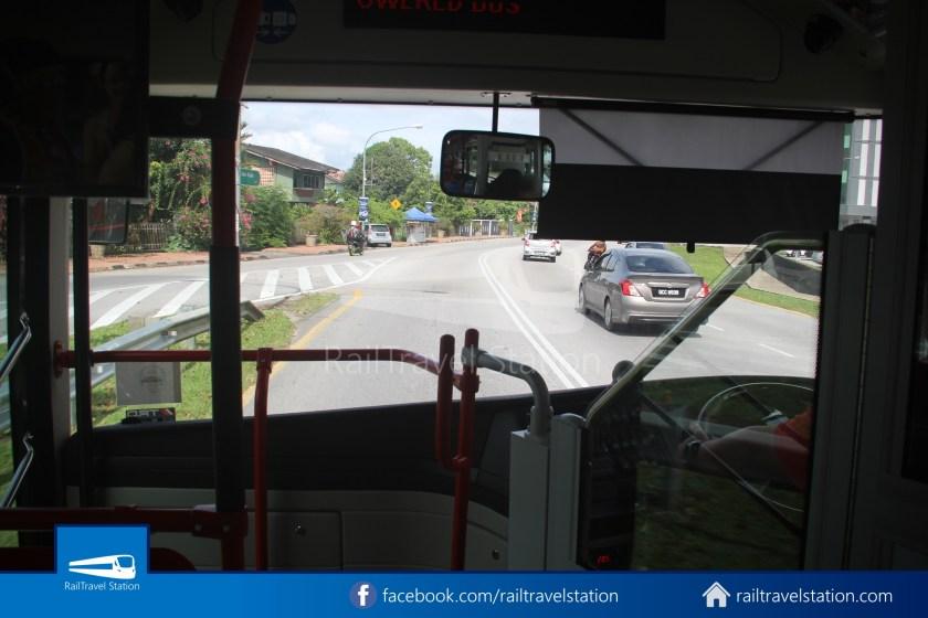 H2 Sarawak Hydrogen Bus Downtown Heritage Loop 039