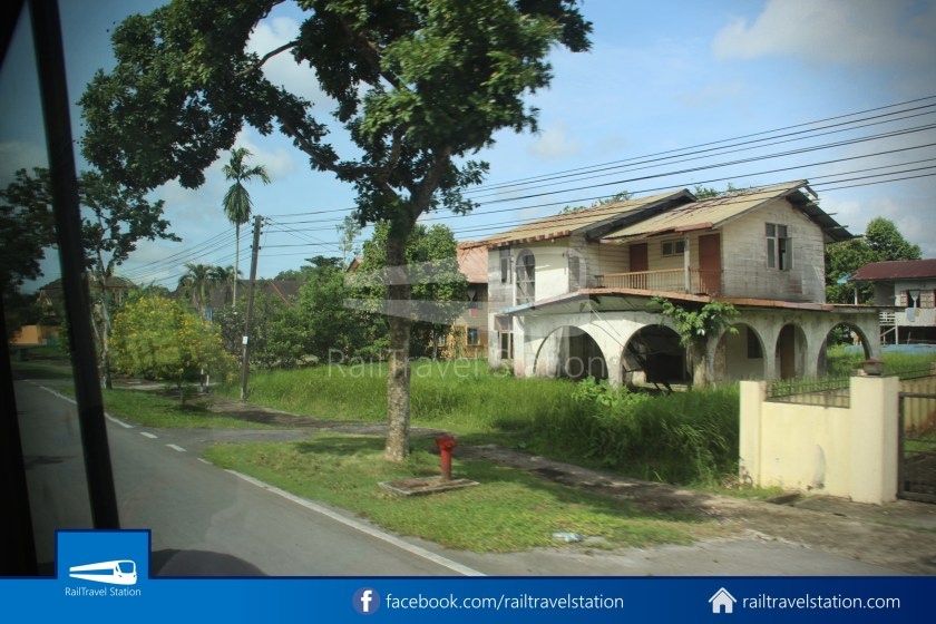 H2 Sarawak Hydrogen Bus Downtown Heritage Loop 042