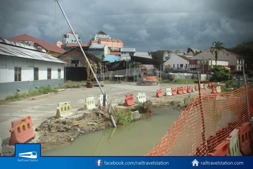 H2 Sarawak Hydrogen Bus Downtown Heritage Loop 055