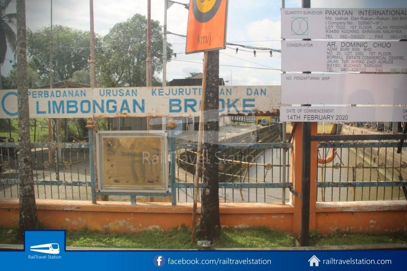 H2 Sarawak Hydrogen Bus Downtown Heritage Loop 058