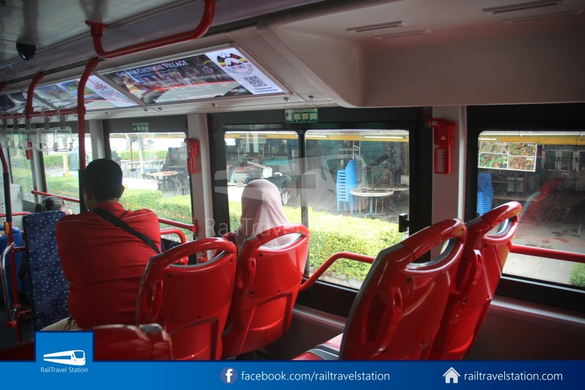 H2 Sarawak Hydrogen Bus Downtown Heritage Loop 063