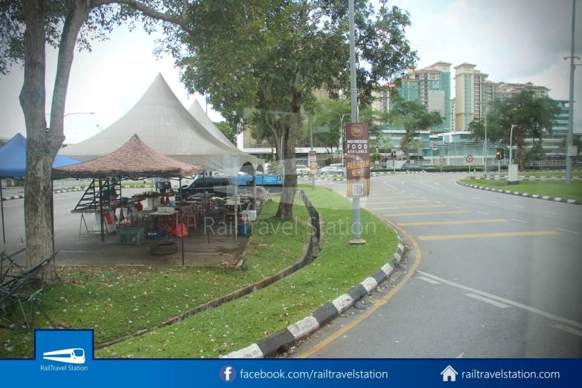 H2 Sarawak Hydrogen Bus Downtown Heritage Loop 084