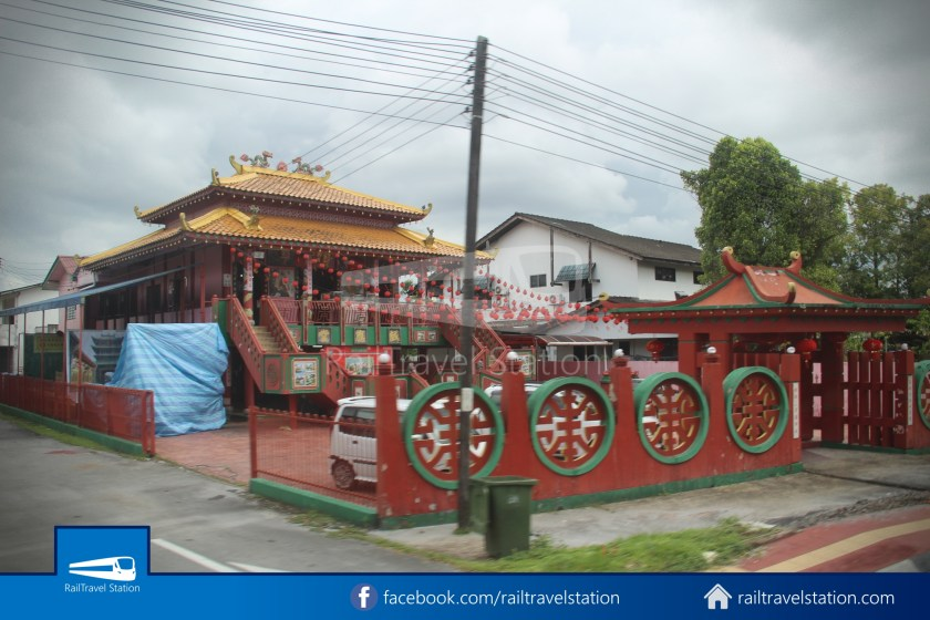 H2 Sarawak Hydrogen Bus Downtown Heritage Loop 086