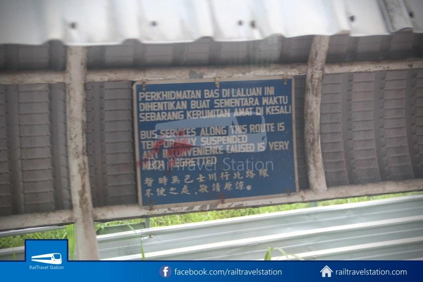 H2 Sarawak Hydrogen Bus Downtown Heritage Loop 088