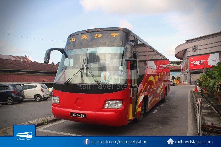 Kuching Open Air Market Bus Terminal 005