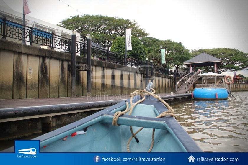 Kuching Penambang Kampung Boyan Waterfront 014