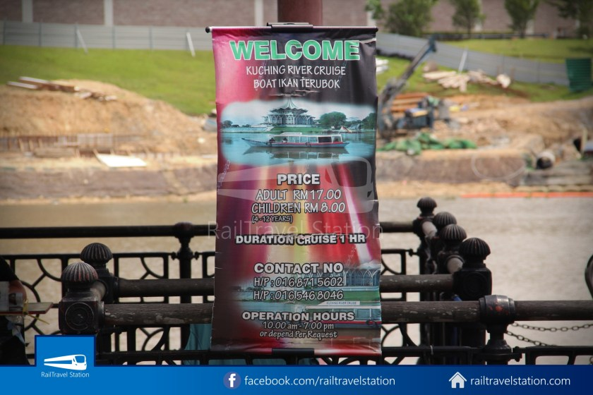 Kuching Penambang Kampung Boyan Waterfront 023