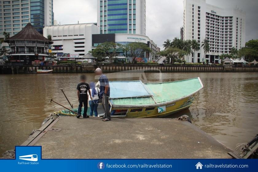 Kuching Penambang The White Barouk Kampung Boyan 019