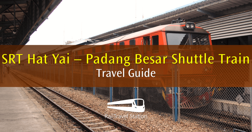 Srt Hat Yai Padang Besar Shuttle Train 2020 Hat Yai Thailand Padang Besar Malaysia Train Schedule 2020 Tickets Booking Thailand Internet Sim Card Jadual Perjalanan Tren Hat
