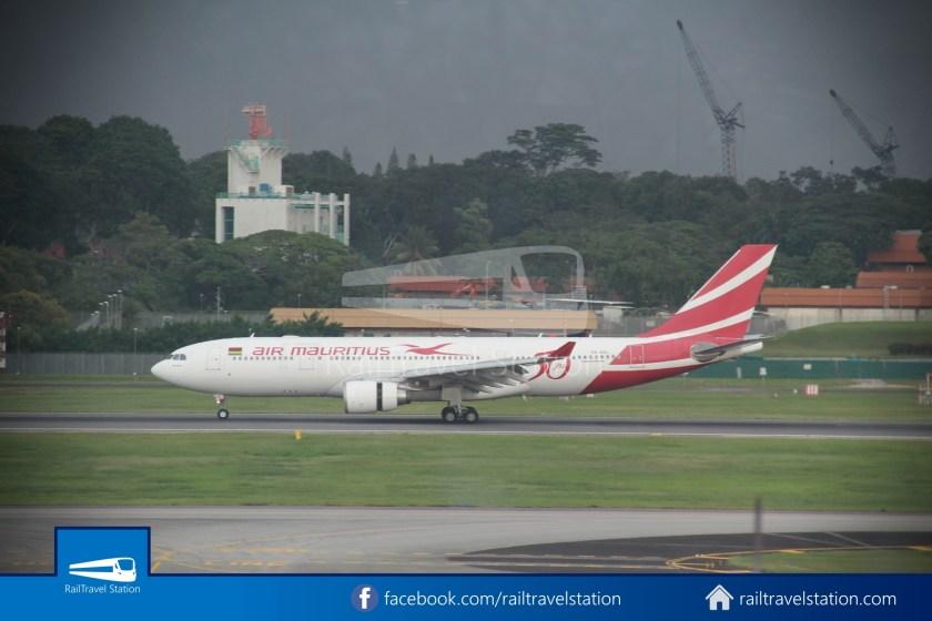 Air Mauritius MK646 SIN KUL 009