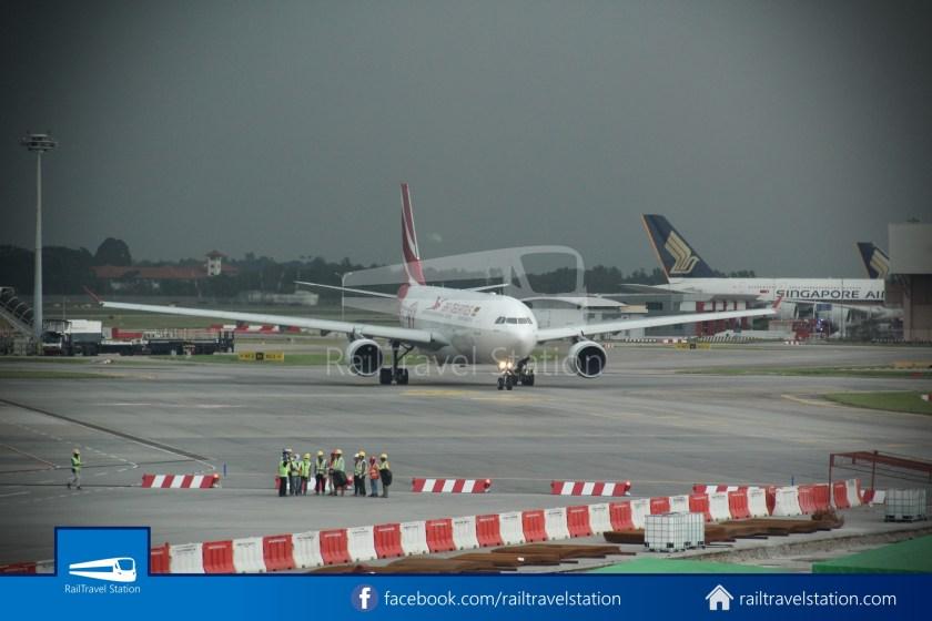 Air Mauritius MK646 SIN KUL 011