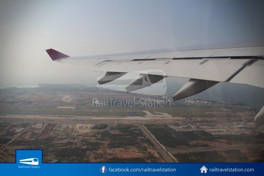 Air Mauritius MK646 SIN KUL 050