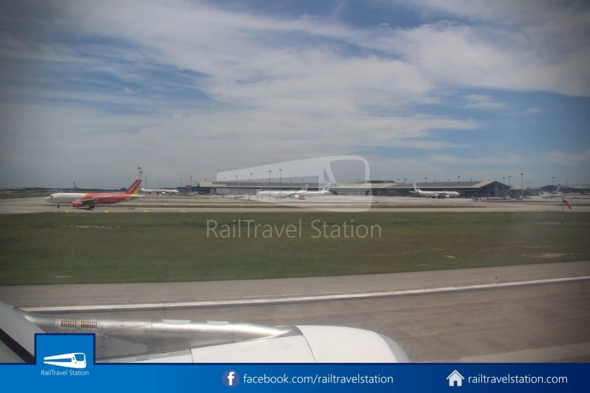 Air Mauritius MK647 KUL SIN 053