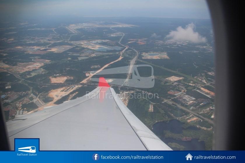 Air Mauritius MK647 KUL SIN 056