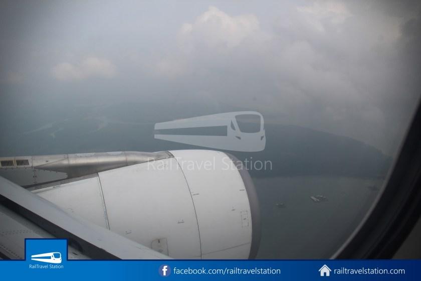 Air Mauritius MK647 KUL SIN 075