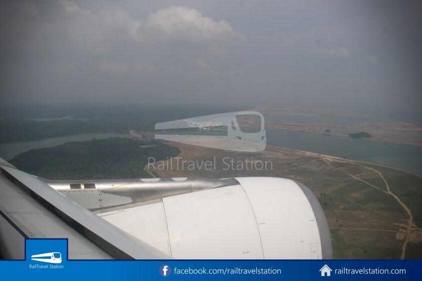 Air Mauritius MK647 KUL SIN 077