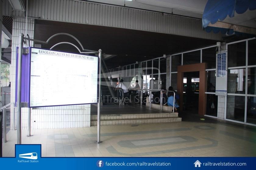 Brunei-Muara Public Bus Service 34 BSB Bus Terminal Airport 03