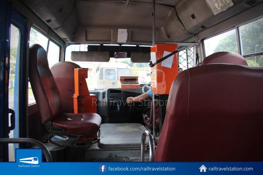 Brunei-Muara Public Bus Service 34 BSB Bus Terminal Airport 08