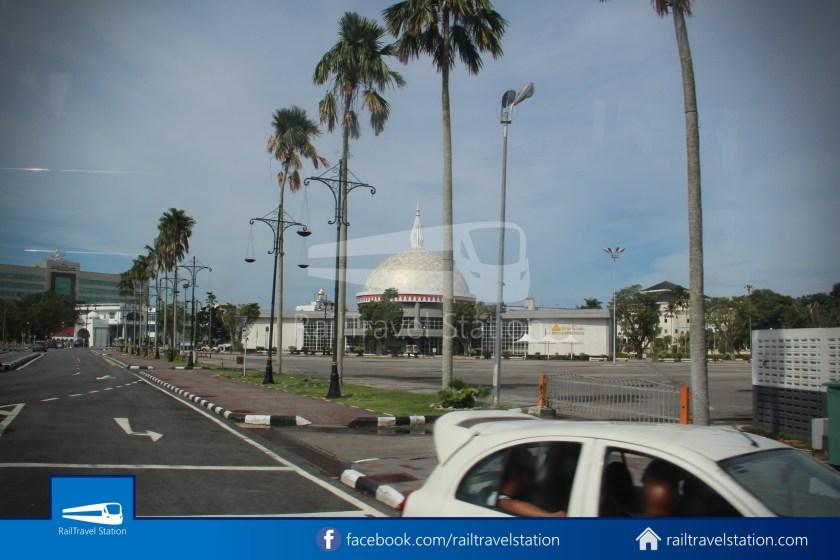 Brunei-Muara Public Bus Service 34 BSB Bus Terminal Airport 09