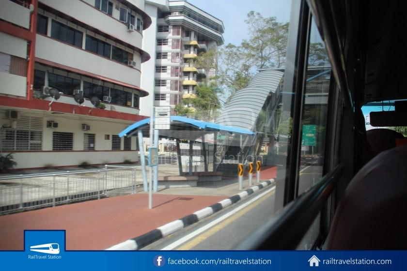 Brunei-Muara Public Bus Service 34 BSB Bus Terminal Airport 10