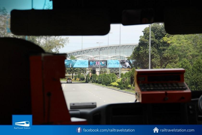 Brunei-Muara Public Bus Service 34 BSB Bus Terminal Airport 19