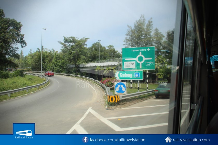 Brunei-Muara Public Bus Service 34 BSB Bus Terminal Airport 20